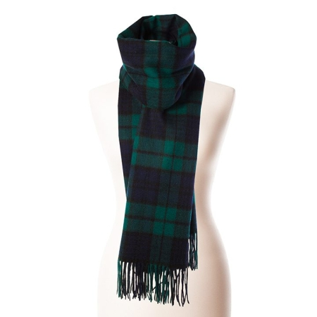Black Watch Lambswool Stole