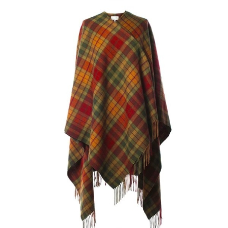 Autumn Buchanan Lambswool Cape