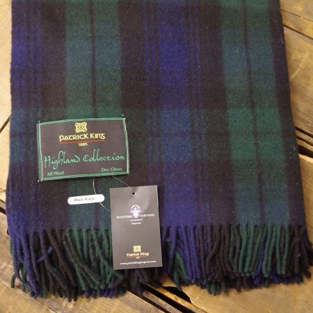 Blankets Highland Collection – Black Watch Blanket