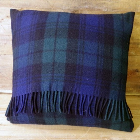 Black Watch – All Wool Deluxe Cushion