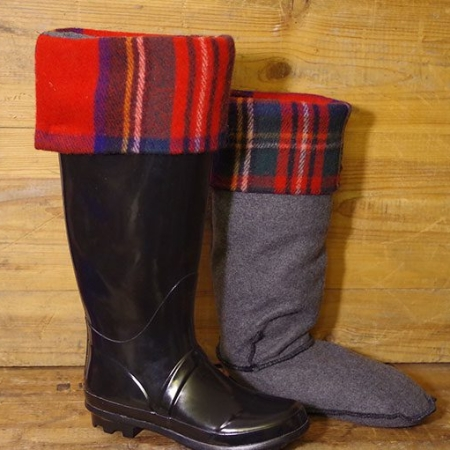Deluxe Boot Socks Royal Stewart Deluxe Boot Socks