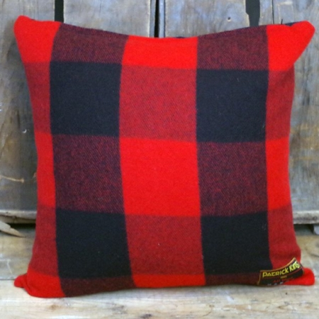 Rob Roy Deluxe Fine Merino Wool Cushion with Zipper