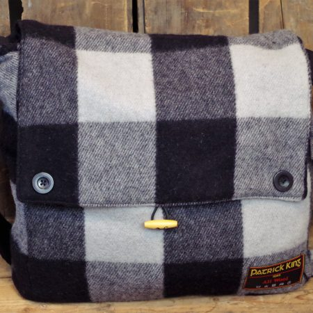 Northumberland Wool Keri Bag