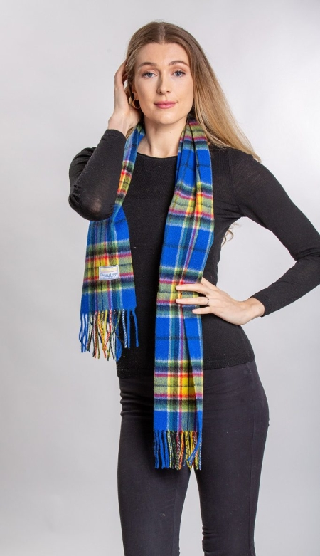 lambswool Scarves Colours of Hope