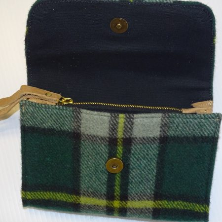 Laurel Cape Breton Deluxe Clutch Purse