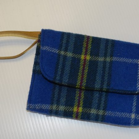Laurel Deluxe Clutch Nova Scotia Tartan Deluxe Wool Laurel Clutch Purse