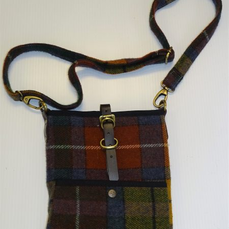Islay Antique Buchanan Wool Bag